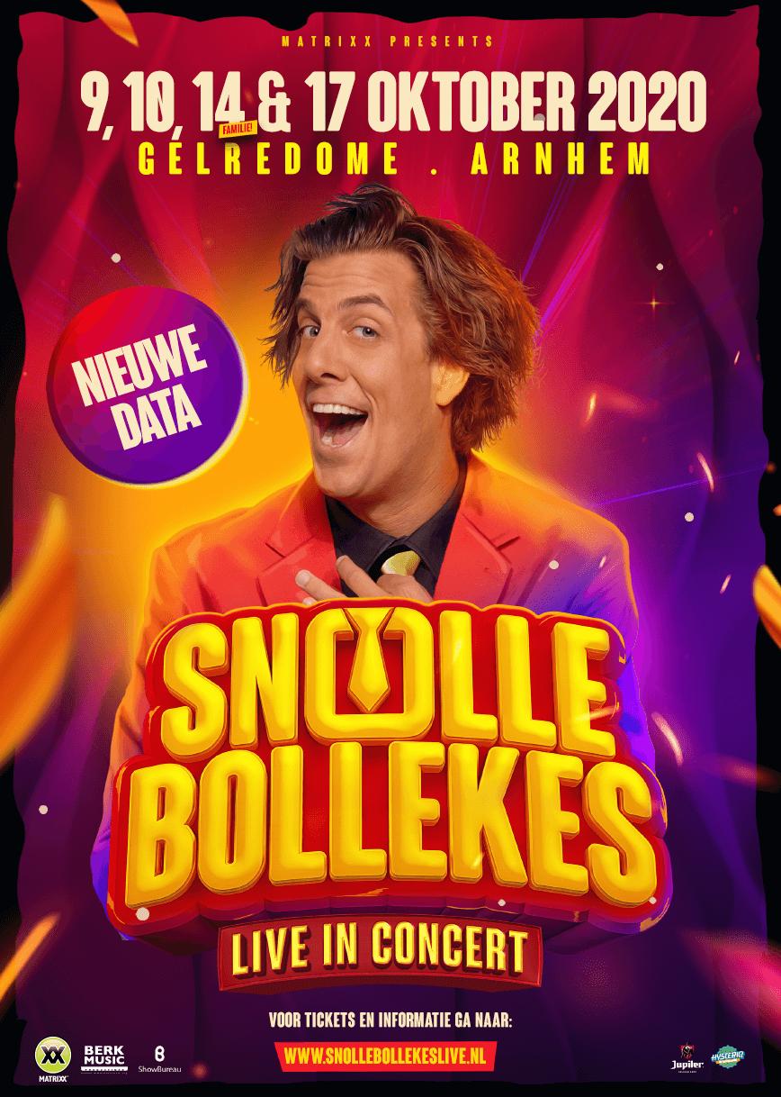 Snollebollekes live in concert!